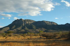 Drakensbergen South Africa Stock Image