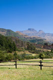 Drakensburg, South Africa Stock Images