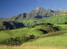 Drakensburg South Africa Royalty Free Stock Photography