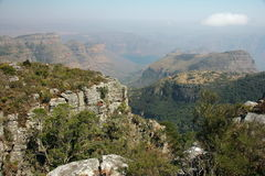 Drakensburg View Royalty Free Stock Images