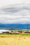Drakensburghutten stock fotografie
