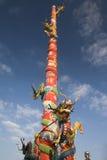 Drakepol Royaltyfri Fotografi