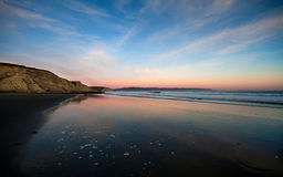 Drakes Beach Point Reyes Seashore Stock Image
