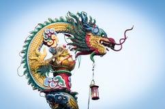 drakestaty royaltyfria bilder