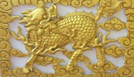 Drakestaty Arkivbild