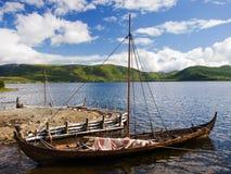drakkar viking Стоковая Фотография