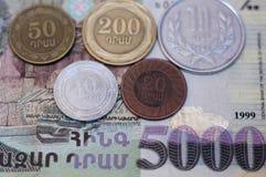 Dram. Armenian currency