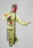 Drama actress Royalty Free Stock Photo
