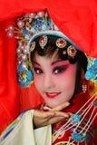 Drama actress Royalty Free Stock Photos