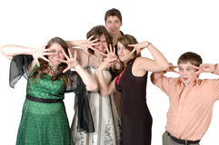 Drama Club Royalty Free Stock Photography