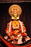 Drama en la India en Kerala Imagenes de archivo