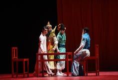 """Drama, zoals in het leven - Dansdrama""""mei Lanfang† Royalty-vrije Stock Afbeelding"""