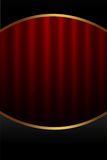 Dramactic Dark Red Background Royalty Free Stock Images