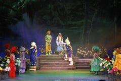 Dramas clásicos del cuento de hadas Foto de archivo libre de regalías