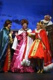 Dramas clásicos del cuento de hadas Imágenes de archivo libres de regalías