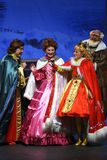 Dramas clássicos do conto de fadas Imagens de Stock Royalty Free