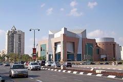 Dramata Theatre w mieście Piwny Sheva Fotografia Stock