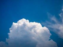 Dramatic beautiful cloud Stock Photo