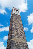 Dramatic bell tower Royalty Free Stock Images