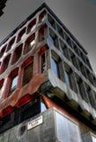 Dramatic building facade Royalty Free Stock Photo