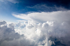 Dramatic Clouds Stock Images