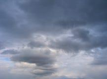 Dramatic clouds Stock Photos