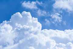 Dramatic cloudy sky Royalty Free Stock Images