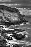 Dramatic Coast Stock Images