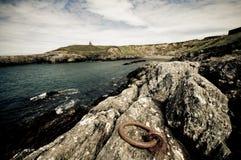 Dramatic coastline Royalty Free Stock Images