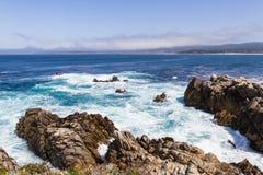 Dramatic coastline Royalty Free Stock Photography