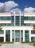 Dramatic Corporate Building stock image