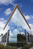 Dramatic Corporate Building royalty free stock photo