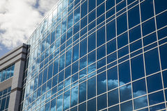 Dramatic Corporate Building Abstract Stock Photography