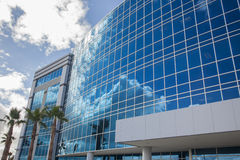 Dramatic Corporate Building Abstract stock images