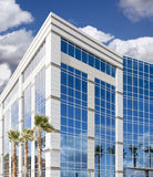 Dramatic Corporate Building Abstract Royalty Free Stock Image