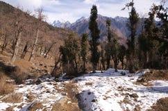 Dramatic Himalayan landscape-III Stock Photo