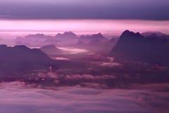 Dramatic Landscape Stock Image