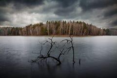 Dramatic landscape Stock Images