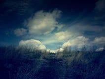 Dramatic Landscape Stock Photo