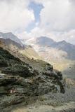 Dramatic mountain landscape Royalty Free Stock Photos