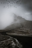 Dramatic Mountain Stock Images