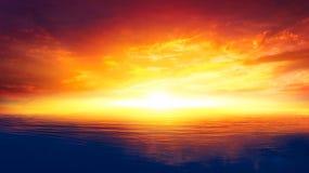 Light from sky . Religion background . royalty free illustration