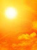 Sunbeam Royalty Free Stock Image
