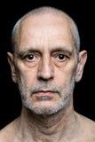 Dramatic Portrait of Man Royalty Free Stock Photo