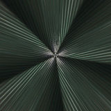 Dramatic Radial wavey glass abstract pattern Stock Photos