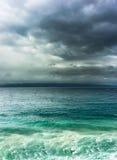 Dramatic sea Stock Image