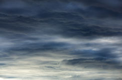 Dramatic sky abstract background Stock Images