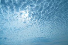 Dramatic sky baclground Royalty Free Stock Photography