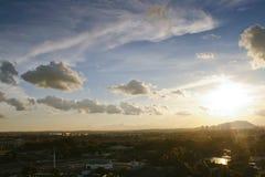 Dramatic sky Royalty Free Stock Photography