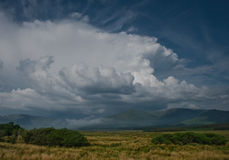 Dramatic sky, Connemara, Ireland Stock Photos